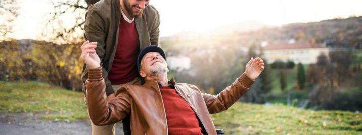 Cechy opiekuna osoby starszej