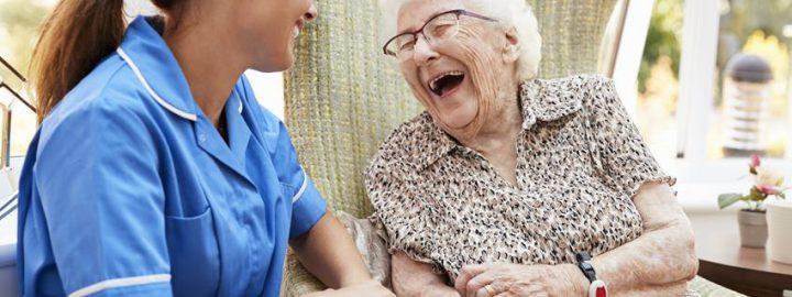 Dobra agencja opiekunek osób starszych