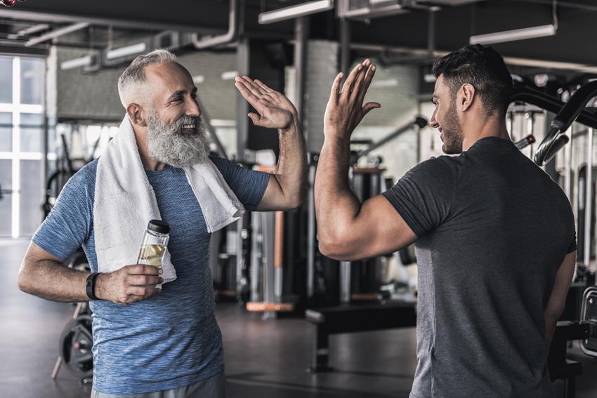 Jak dbać o kondycję seniora