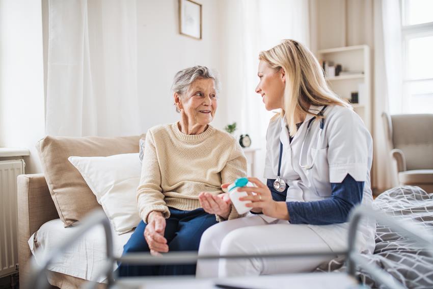 Jak działają agencje opiekunek osób starszych