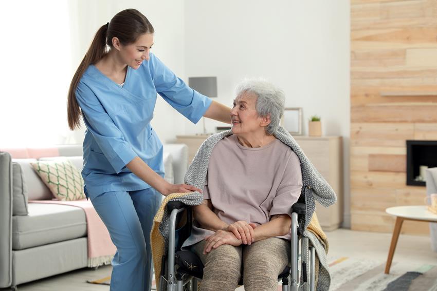 Opiekowanie się seniorem na zastępstwie.
