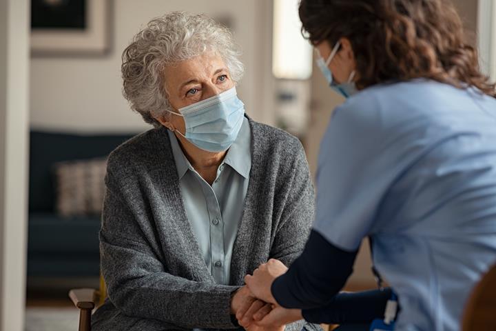 Bezpieczeństwo seniora podczas pandemii