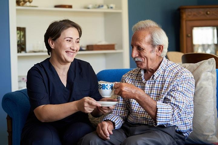 Predyspozycje do pracy opiekuna osoby starszej