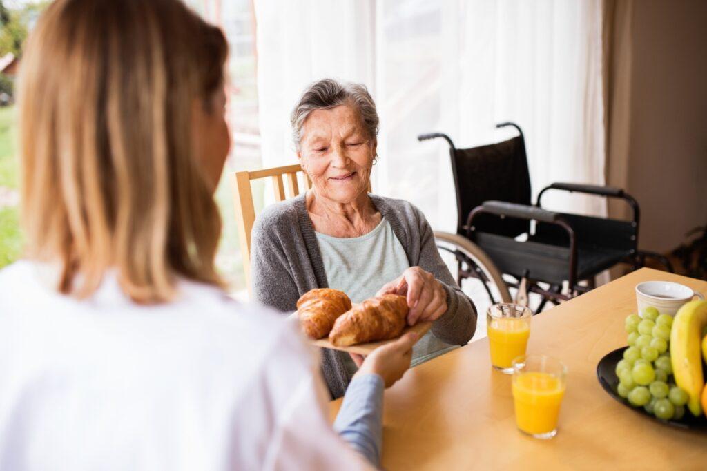 żywienie dla seniora
